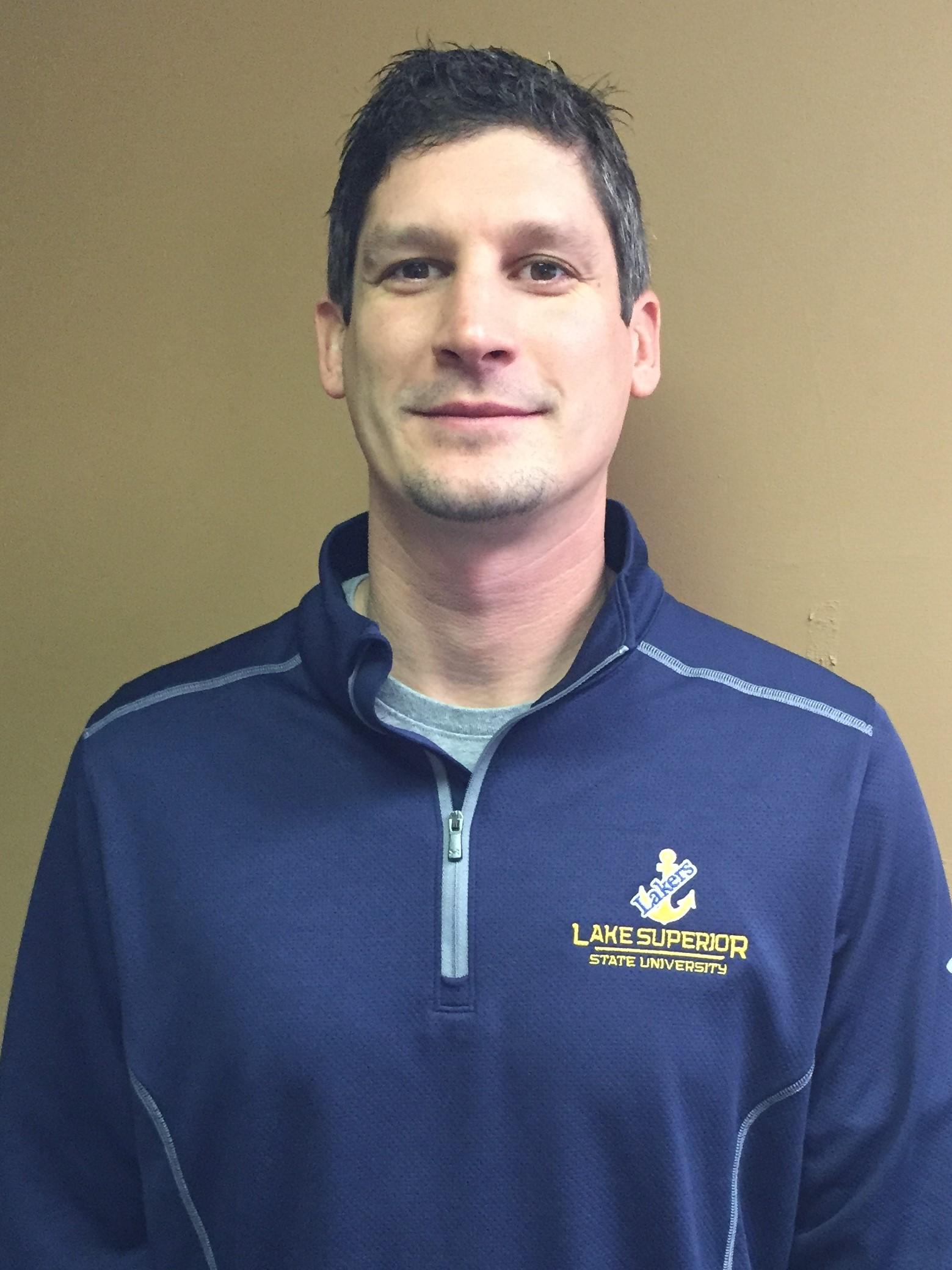 Chris Oshelski, Lake Superior State University