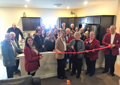 Pennington Home Ribbon Cutting
