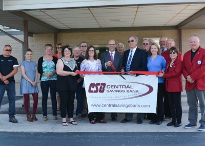 CSB Pickford Ribbon Cutting